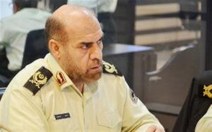 جانشین رئیس پلیس پایتخت