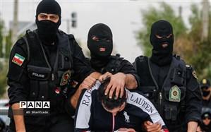 دستگیری عامل نزاع و درگیری در پاساژ علاالدین