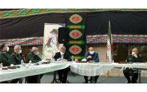 اعلام آمادگی ستاد کل فرماندهی سپاه  برای حمایت از برنامههای مدیریت کرونا در استان تهران