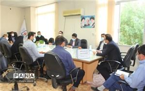 نشست شورای هماهنگی تشکل های دانش آموزی آموزش و پرورش استان بوشهر برگزار شد