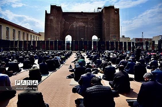 برگزارى مراسم عزادارى اربعین حسینى در تبریز