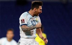 انتخابی جام جهانی؛ 3 امتیاز اول به نام مسی و سوارز ثبت شد