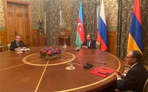 نشست وزیران خارجه ارمنستان و آذربایجان در روسیه آغاز شد