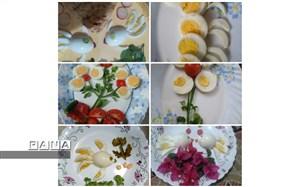 گرامیداشت روز جهانی تخم مرغ در دبستان حضرت قاسم (ع)