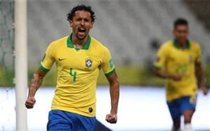 انتخابی جام جهانی؛ خط و نشان کیروش و برزیل پرگل شد