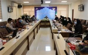 دیدار نمایندگان شوراهای دانش آموزی با مدیر کل آموزش و پرورش استان البرز
