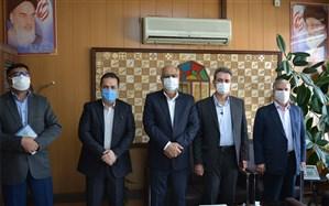 محسن طالبی به سرپرستی آموزش و پرورش منطقه۲ منصوب شد