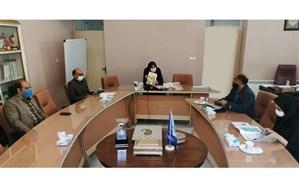جلسه هماهنگی اطلاع رسانی توزیع مجلات رشد