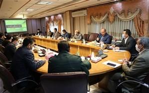 برگزاری جلسه شورای هماهنگی اولین جشنواره فرهنگی و هنری علمداردر اردبیل