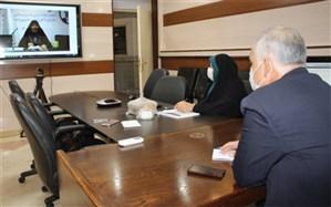 نشست هم اندیشی اختتامیه نهمین دوره مجلس شورای دانش آموزی برگزار شد