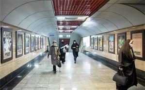 برپایی نمایشگاه شهری آثار عکاسی و نقاشیهای کودکان