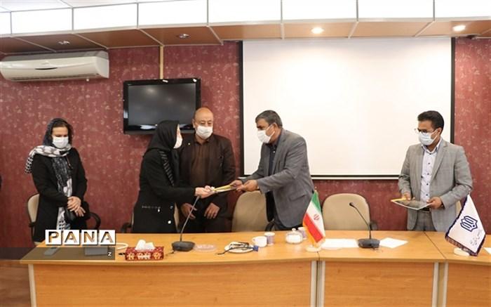 تفاهم نامه ساخت هنرستان فنی و حرفه ای و کاردانش ۱۸ کلاسه خیرساز در شهر کرمان امضا شد