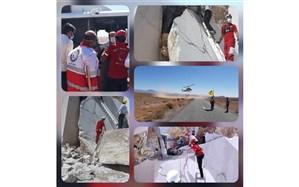 ریزش معدن سنگ در آرک بیناباد شهرستان خوسف