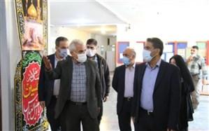 بازدید مدیر کل آموزش و پرورش شهرستانهای تهران از روند مصاحبه پذیرفتهشدگان دانشگاه فرهنگیان
