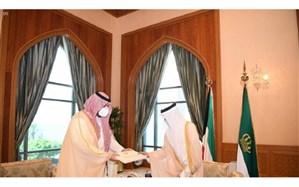 پادشاه سعودی از امیر کویت برای سفر به ریاض دعوت کرد