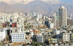 فهرست آپارتمانهای زیرقیمت میانگین در تهران
