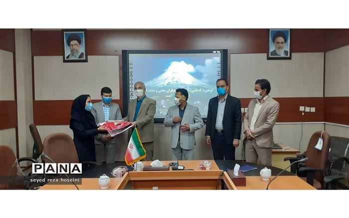 تقدیر از صعود کنندگان به بام ایران