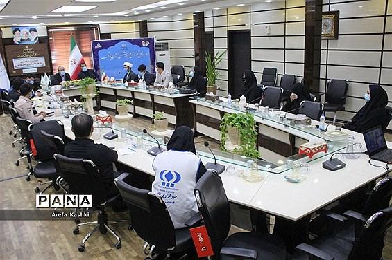 جلسه شورای برنامهریزی سازمان دانش آموزی استان بوشهر