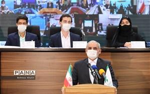 حاجی میرزایی: مجلس دانشآموزی شاخکهای انتقال اطلاعات و دریافت پیام محسوب میشود