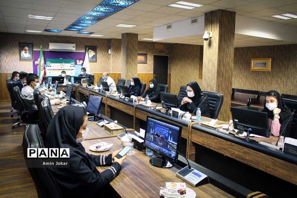 آیین اختتامیه نهمین دوره مجلس دانش آموزی کشور در فارس