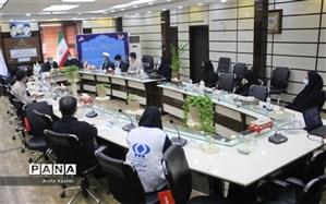 جلسه شورای برنامهریزی سازمان دانشآموزی استان بوشهر برگزار شد