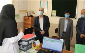 تزریق واکسن آنفلو آنزا  به 2689 مادر باردار پر خطر در سیستان و بلوچستان