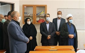 مدرسه خیرساز «تسنیم» در روستای سربندان دماوند افتتاح شد