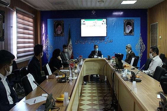 آیین اختتامیه نهمین دوره مجلس دانشآموزی کشور در کردستان