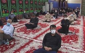 برگزاری عزاداری دهه آخر صفر در حسینیه عاشقان ثارالله بوشهر