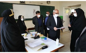 بازدید سرزده حاجی میرزایی از دو حوزه انجام مصاحبه عمومی داوطلبان تربیتمعلم