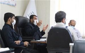 نشست هماهنگی اجرای طرح هیئت اندیشه ورز نماز مدارس استان بوشهر برگزار شد