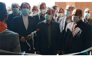 افتتاح مدرسه در شهرستان قرچک