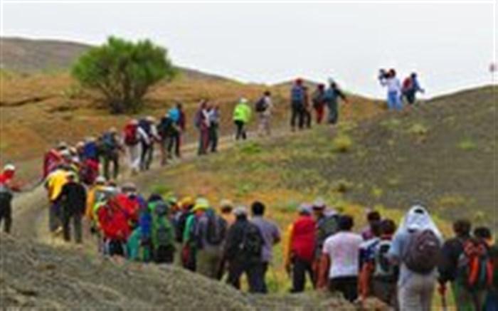 ممنوعیت حرکت گروههای گردشگری در گیلان