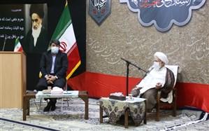 امام جمعه یزد: عدم اقدام مسئولان برای تولید خوراک دام در کشور سؤال برانگیز است