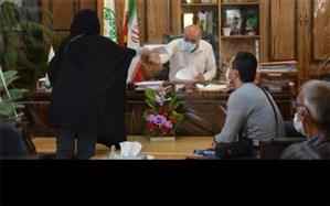 دیدار چهره به چهره شهردار ملارد با شهروندان برگزار شد