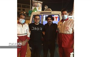 دو فرد گمشده در کوههای روستای توچال پاکدشت به آغوش خانواده بازگشتند