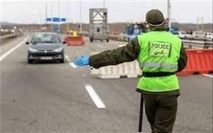 کاهش تردد 23 درصدی بین استانی با اجرای محدودیتهای کرونایی