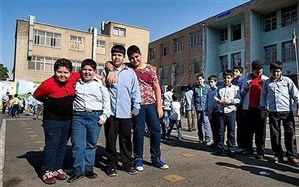 اجرای طرح  کنترل وزن دانشآموزان زمینهساز برنامهریزیهای جدیتری در حوزه ورزش مدارس است
