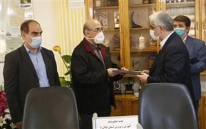 انعقاد تفاهم نامه همکاری میان آموزش و پرورش گیلان و بخش صنعت و تجارت استان