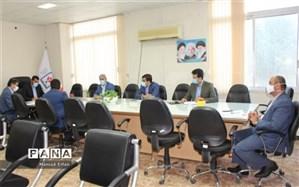 جلسه شورای اداری معاونت پرورشی و فرهنگی آموزش و پرورش استان بوشهر برگزار شد