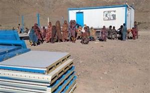 ٢ مدرسه ٣ کلاسه؛ سهم دانشآموزان روستایگواتامک سیستان و بلوچستان