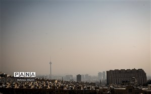 هوای پایتخت ناسالم برای گروههای حساس