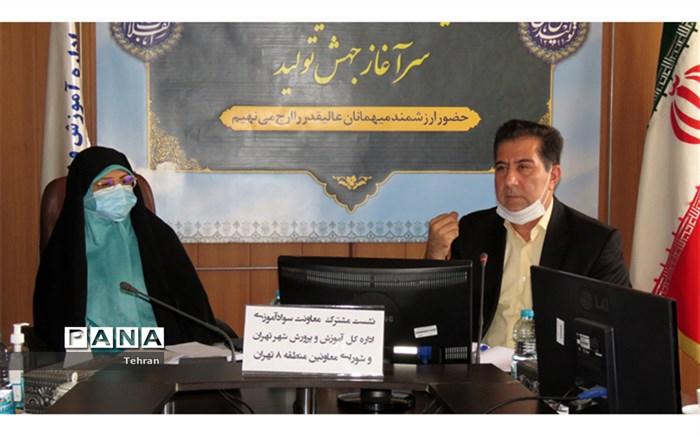 شفیع پور: باید با گذر از بی سوادی بتوانیم به سایر وجوه سواد در جهان بپردازیم