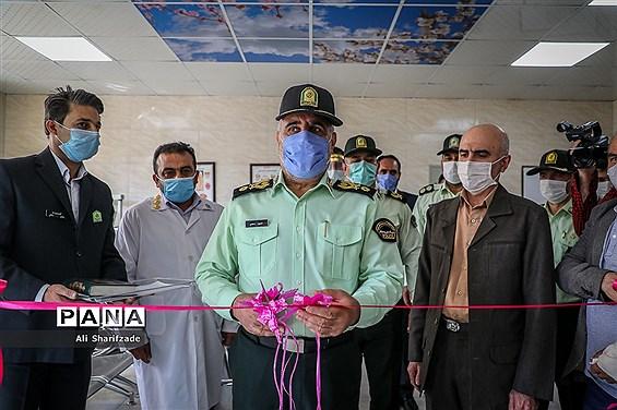 افتتاح بهداری پلیس پایتخت