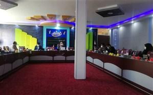 برگزاری جلسه شورای پرورشی و تربیت بدنی منطقه چهار