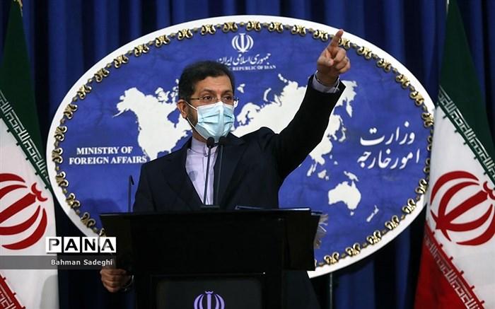خطیبزاده: در جنگ تحمیلی هستیم و چارهای جز پیروزی نیست