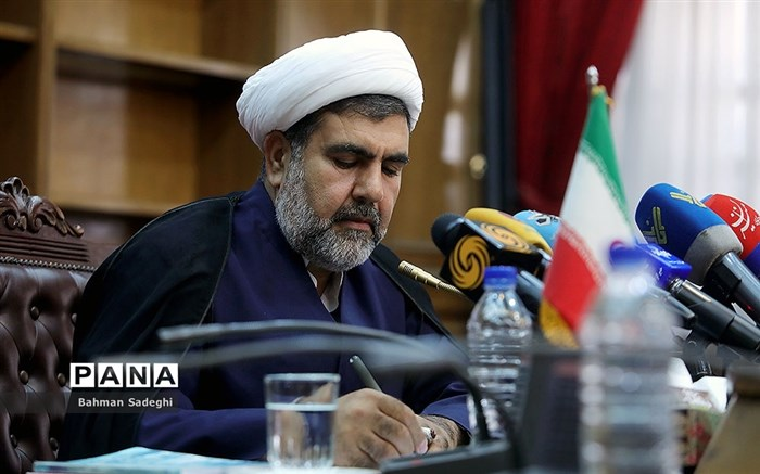 نشست خبری رئیس دادگاههای انقلاب اسلامی تهران