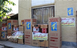 ۱۱۴ سری جهیزیه به آسیبدیدگان کرونا اهدا شد