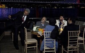 تصویربرداری سریال ده نمکی در استانبول تمام شد
