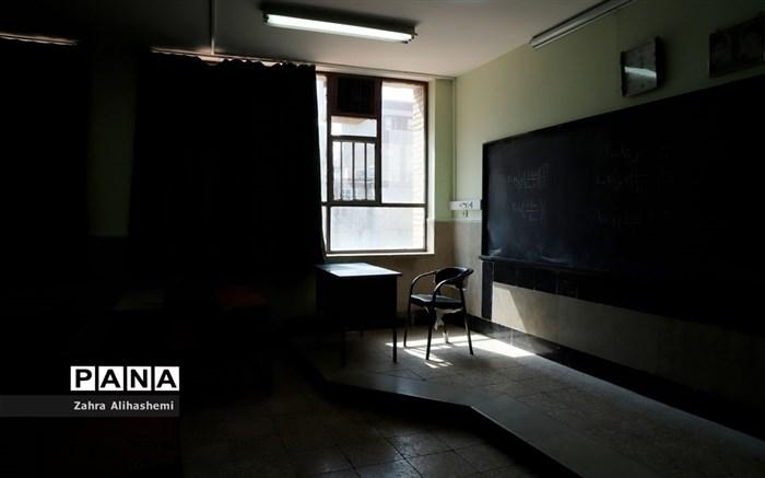 مدارس زیر سایه کرونا-12
